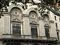 Teatre Principal (Barcelona), detall de la façana.jpg