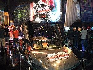 Tekken Tag Tournament 2 - Tag Tournament 2 exposition at the Electronic Entertainment Expo 2012