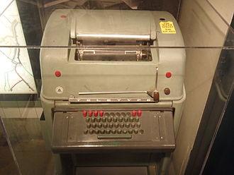 Teletype Corporation - A Model 28 KSR