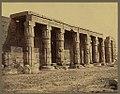 Temple de Karnak à Thèbes (Égypt) - Bonfils. LCCN2004666805.jpg