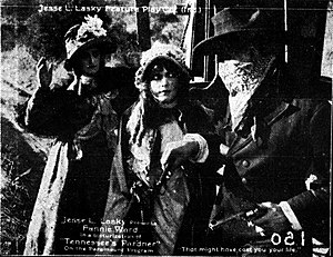 Tennessee's Pardner - Scene from the film