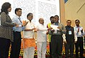 """Thaawar Chand Gehlot presented the awards, at the inauguration of a """"National Conference on Autism"""", organised by National Trust, on the occasion of the World Autism Awareness Month, in New Delhi (1).jpg"""