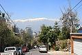 The Andes viewed from Las Penas, Santiago (5185152398).jpg