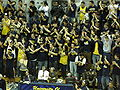 The Bench section at WSU at Cal 2-7-09.JPG
