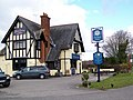 The Blue Vinny Inn, Puddletown - geograph.org.uk - 1177807.jpg
