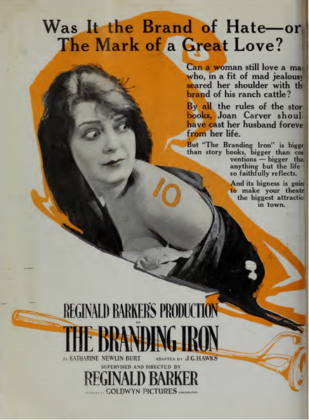 File:The Branding Iron by Reginald Barker.png