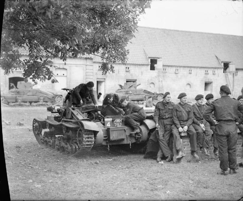 The British Army in France 1939-40 O742