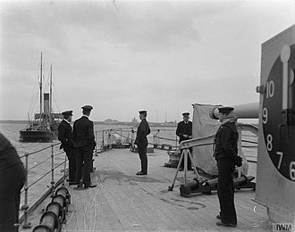 British campaign in the Baltic (1918–19) - Image: The British Naval Campaign in the Baltic, 1918 1919 Q19369