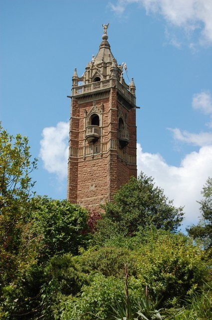 The Cabot Tower, Bristol - geograph.org.uk - 904859