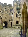 The Courtyard, Alnwick Castle-geograph-3054870.jpg