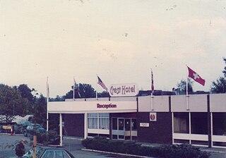 Crest Hotels UK hotel company