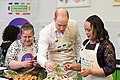 The Duke and Duchess Cambridge at Commonwealth Big Lunch on 22 March 2018 - 062.jpg