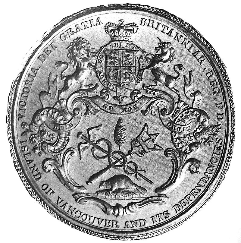 The Great Seal of Colony of the Island of Vancouver and its Dependencies.jpg