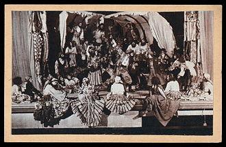 Ruska Roma - The Romani theater