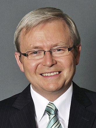 Australian federal election, 2013 - Kevin Rudd