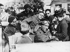 Romanian Bridgehead - Image: The Nazi soviet Invasion of Poland, 1939 HU106377