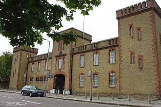 East Surrey Regiment - The Barracks, Kingston upon Thames