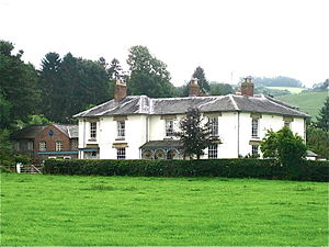 Joseph Bromfield - The Old Rectory, Llandyssil