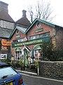 The Picture Restoration Studios in Tarrant Street - geograph.org.uk - 1660524.jpg