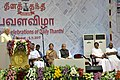 The Prime Minister, Shri Narendra Modi addressing the gathering on the occasion of the Platinum Jubilee of the Daily Thanthi, in Chennai.jpg