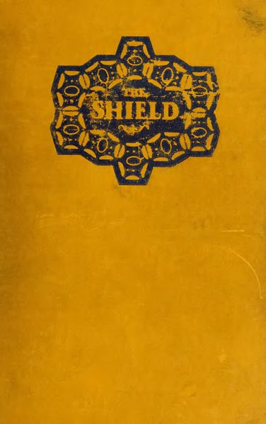 File:The Shield (Knopf, 1917).djvu