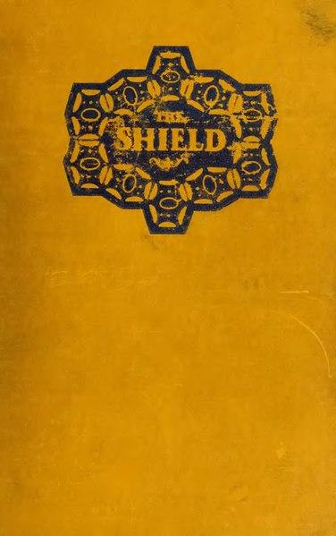 File:The Shield (Knopf, 1917).djvu