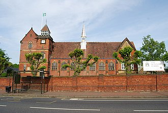 The Skinners' School - The main building