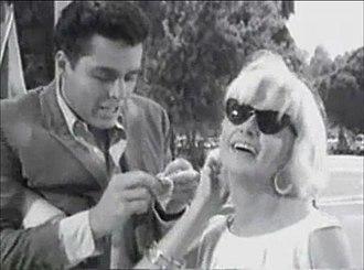 Richard Beymer - Richard Beymer and Joanne Woodward in The Stripper (1963)