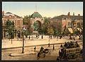 The Tivoli park entrance, Copenhagen, Denmark-LCCN2001697993.jpg