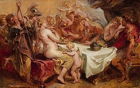 The Wedding of Peleus and Thetis by Peter Paul Rubens.jpg