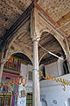 The roof and interior of Hangseshwari Temple.jpg
