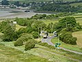 The roundabout where the A386 meets the B3233 between East the Water and Instow. - geograph.org.uk - 1353321.jpg