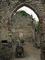The ruin of St Mary's chapel, Mannington Hall - geograph.org.uk - 519974.jpg