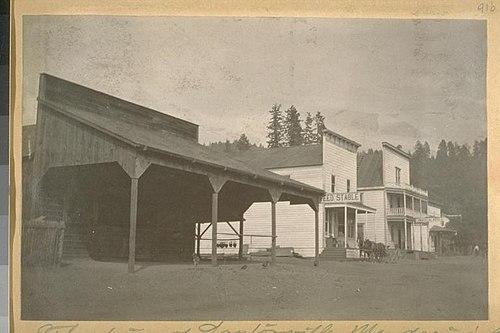 Laytonville mailbbox