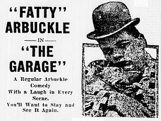 <i>The Garage</i> (1920 film) 1920 film by Roscoe Arbuckle