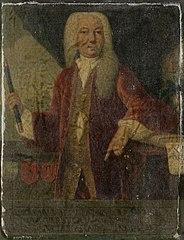 Portrait of Adriaan Valckenier (1695-1751), Gouverneur-generaal (1737-41)