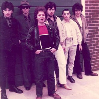 The Teardrops (UK band) - Image: Theteardrops