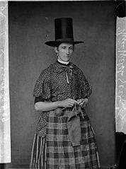 Thin Welsh girl (Jones)