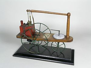 William Murdoch - Murdoch's model steam carriage