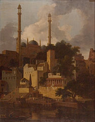 Aurangzeb's Mosque