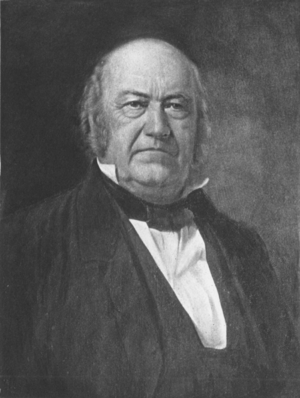 Thomas Ewing - Ewing in 1856