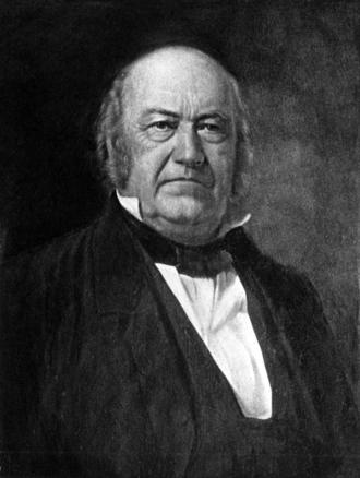 Thomas Ewing - Ewing in 1856