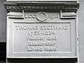 Thomas Stothard 1755-1834 painter and illustrator lived here.jpg