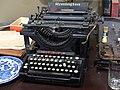 Thomas Wolfe Memorial Asheville Type Writer.jpg