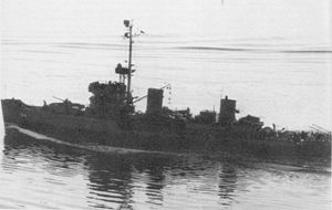 USS Threat (AM-124) - Image: Threat (MSF 124)