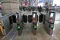 Ticket and ID inspection gate for Sub-Central Line at Beijing West Station (20180105195855).jpg