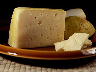 Tilsit cheese - Tilsiter cheese