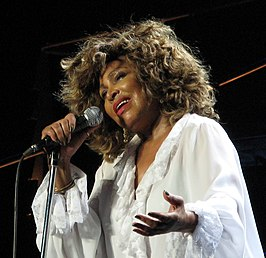 Tina Turner in 2009