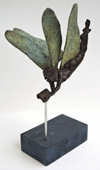 Diarmuid Byron O'Connor - 150 Limited edition bronze for Great Ormond Street Hospital