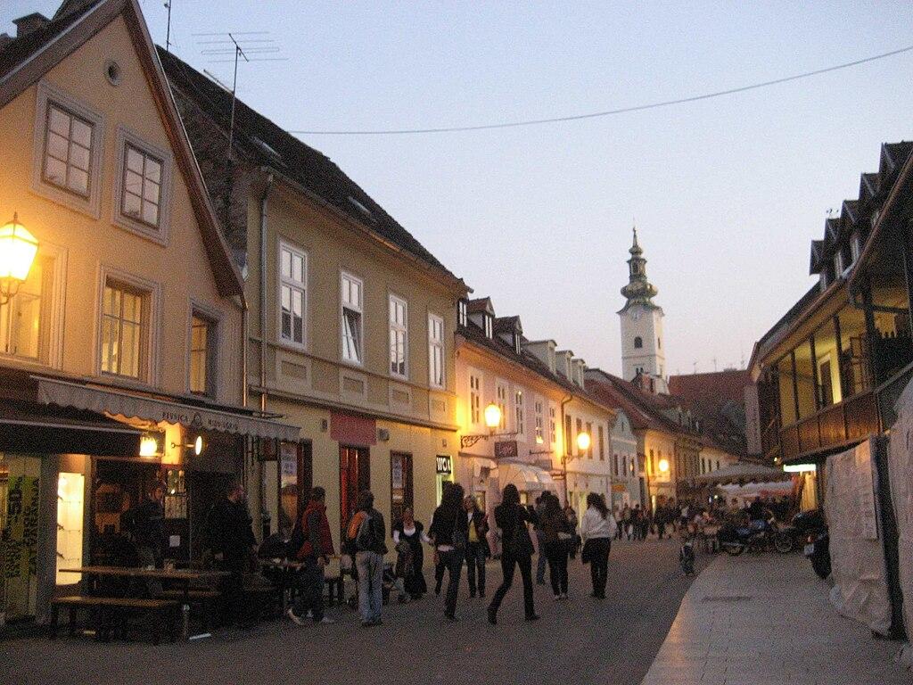 Tkalciceva, Zagreb